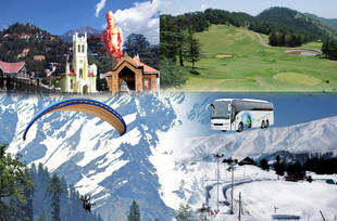 Himachal Tour Packages Shimla and Manali