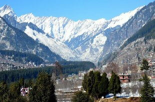 Himachal Tour Packages Manali
